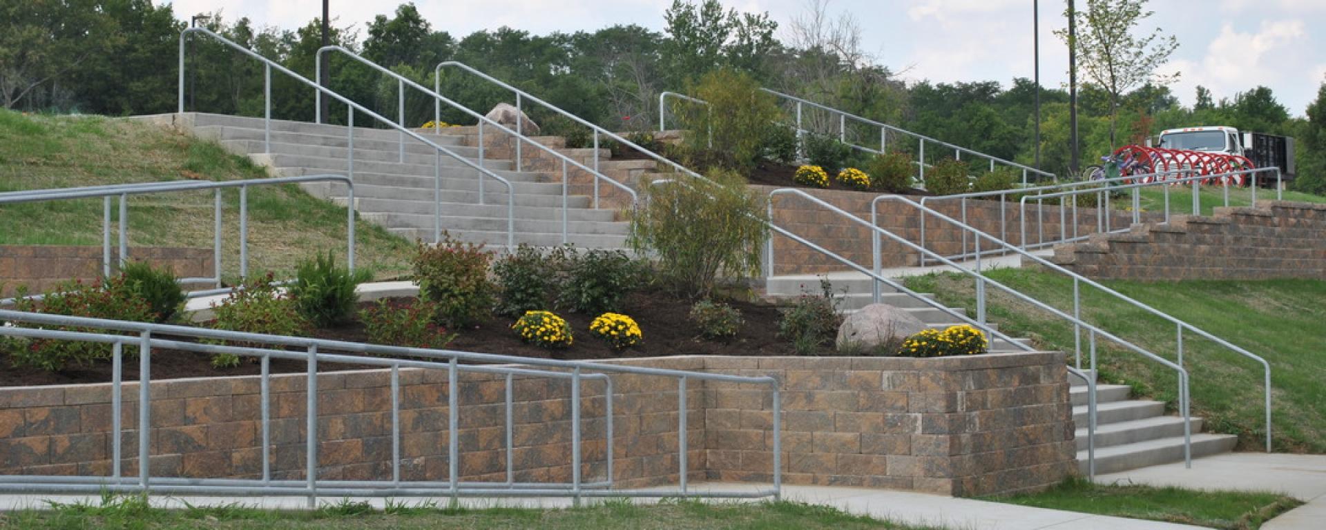 Landscape view of Kramer Elementary
