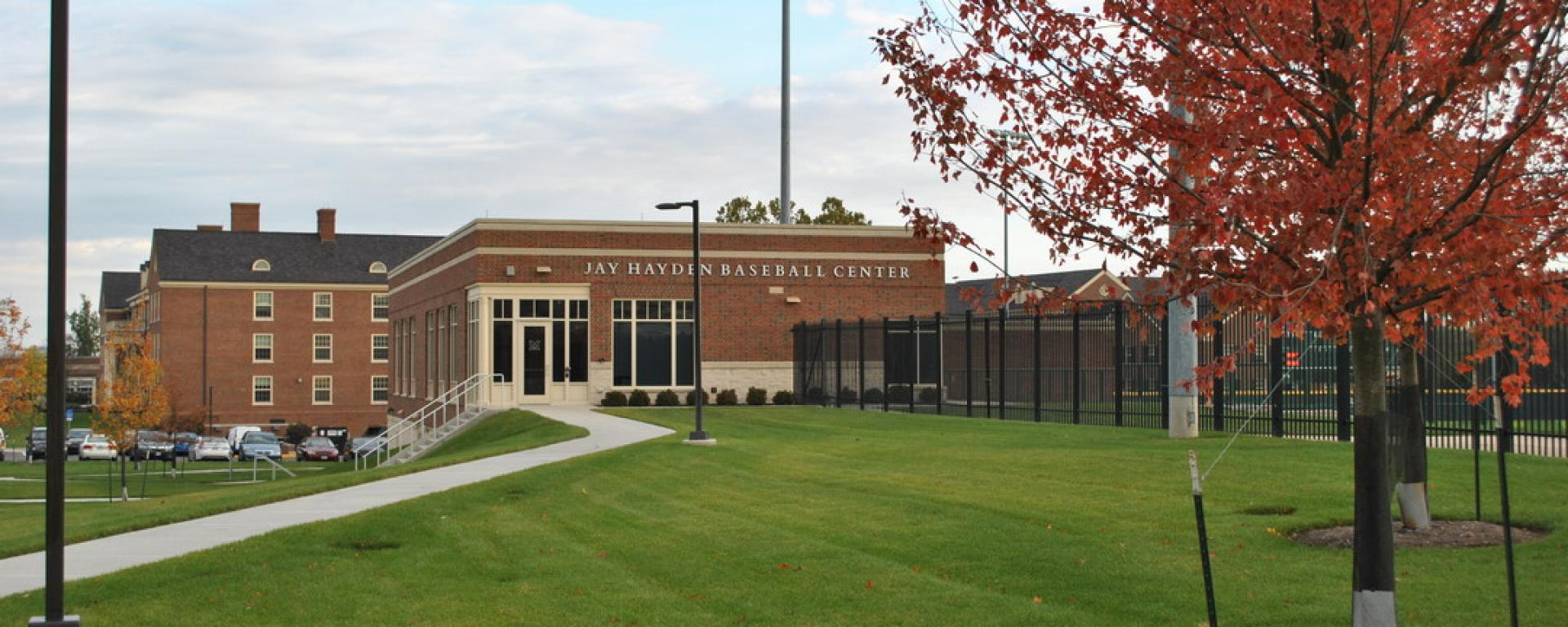 Miami University Jay Hayden Baseball Center at McKie Field