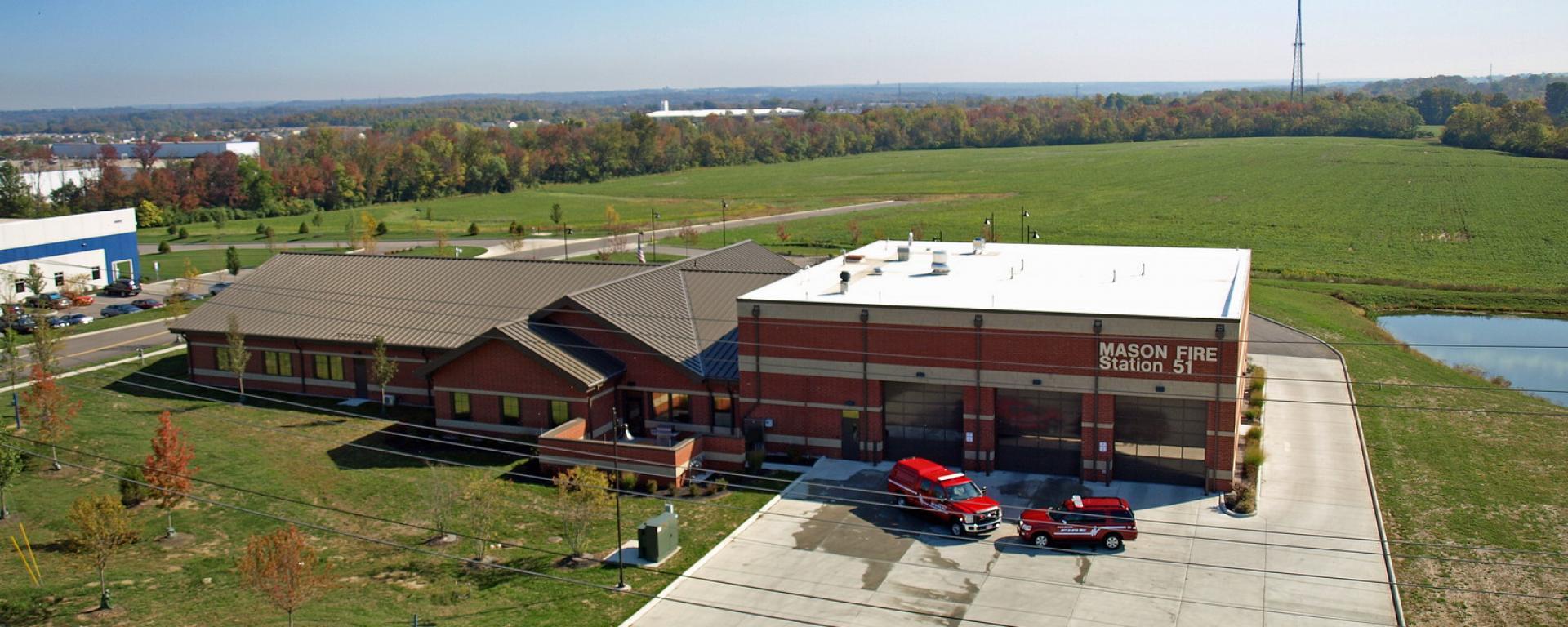 Mason Fire Station 51 | Bayer Becker - Civil Engineers, Land