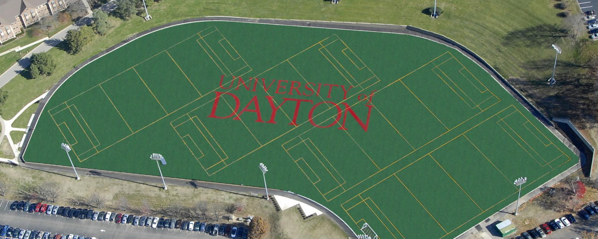 University of Dayton Stuart Field