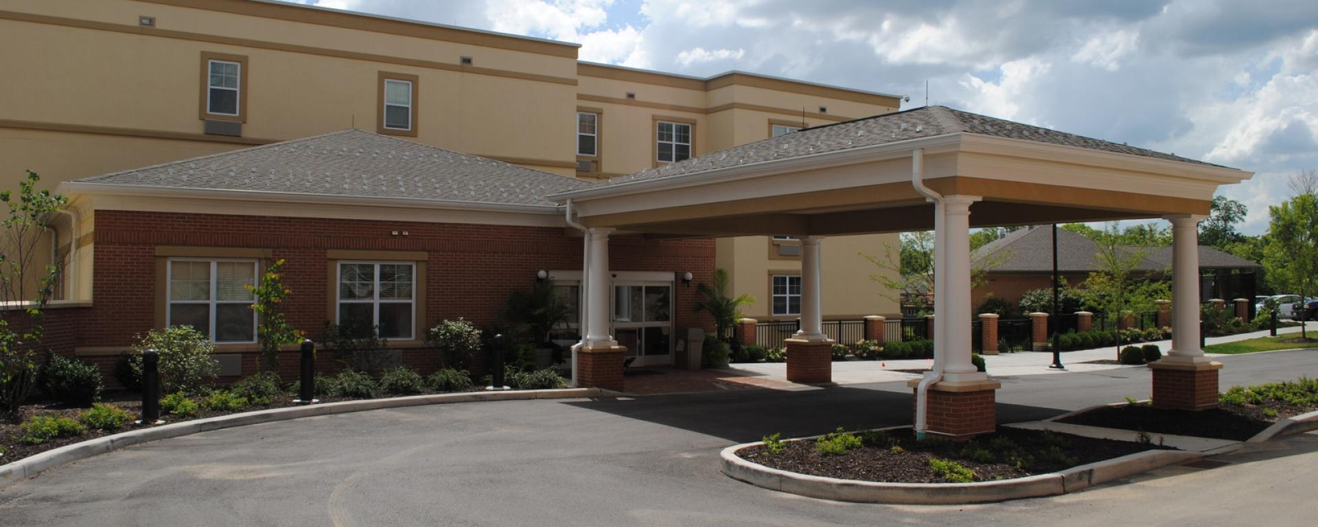 twin towers retirement community addition bayer becker civil
