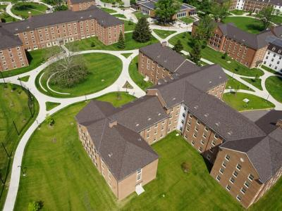 Miami University North Quad