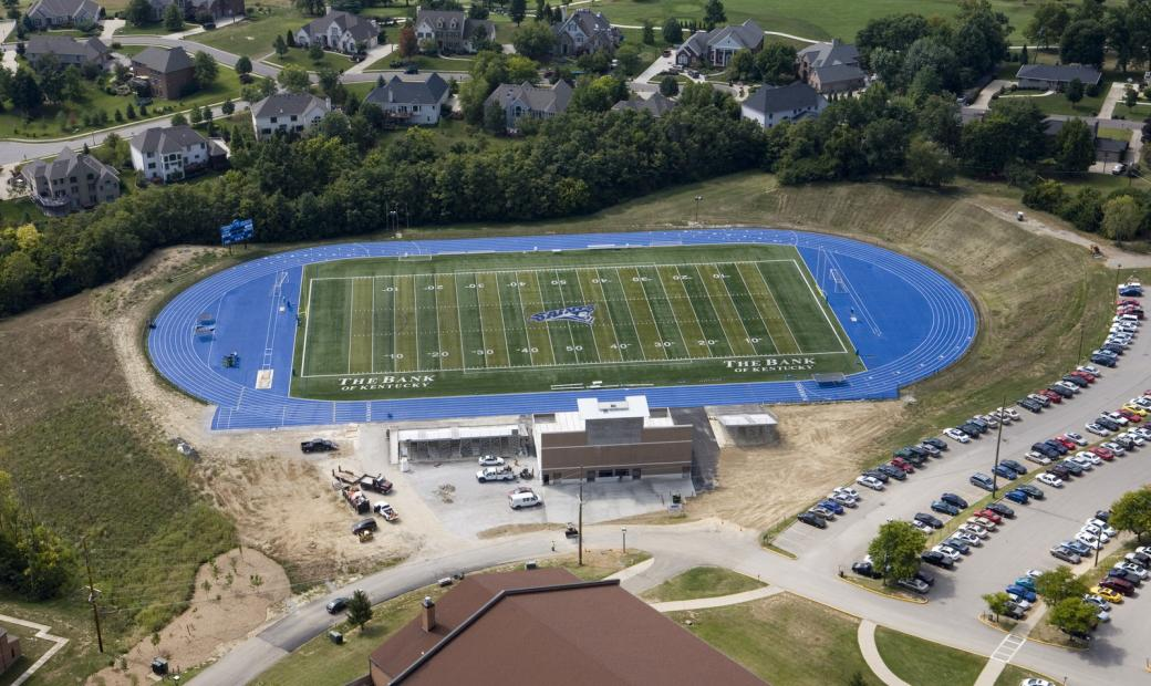 Thomas More College BB&T Field and Griffin Plaza | Bayer Becker - Civil Engineers, Land ...