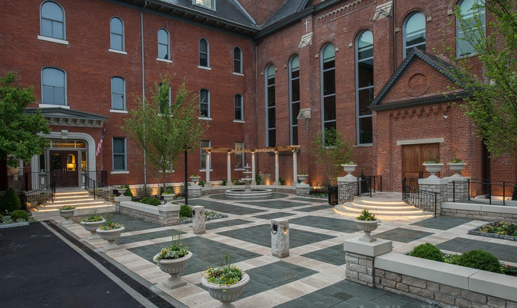 monastery event center