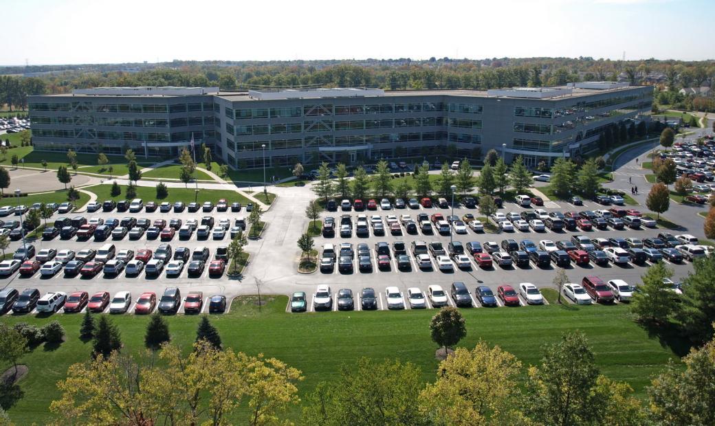 Luxottica Retail Headquarters | Bayer Becker - Civil Engineers, Land Surveyors, Landscape ...