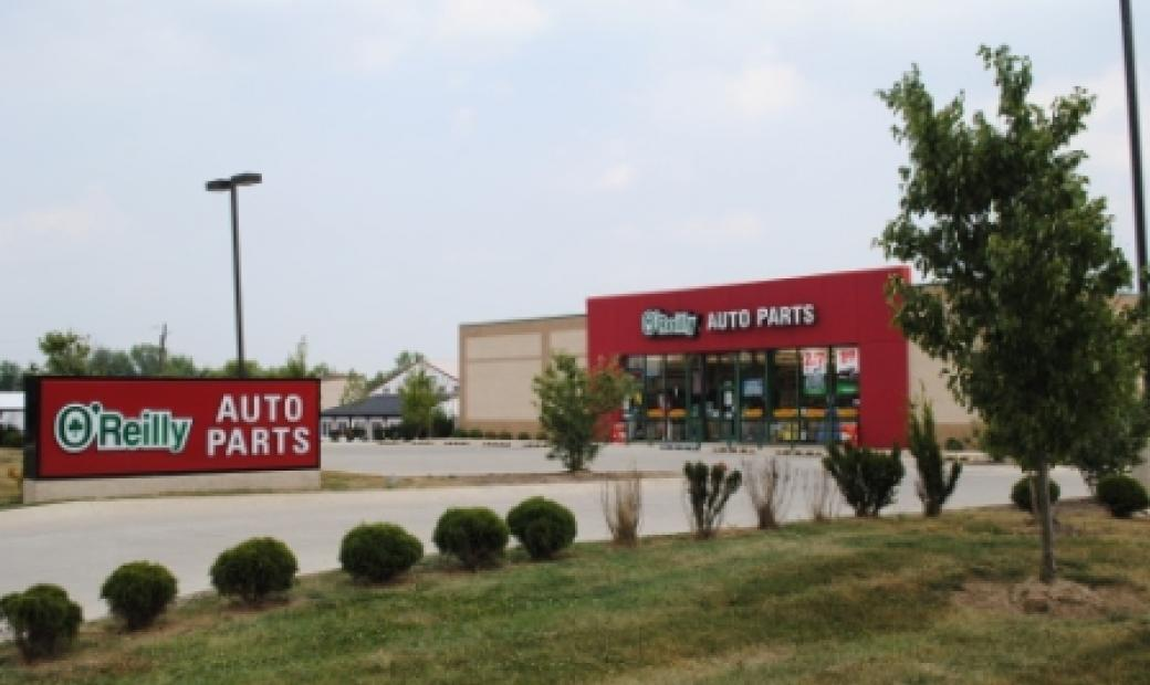 O Reilly Auto Parts Bayer Becker Civil Engineers Land